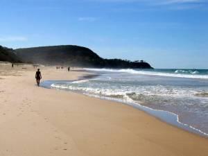 Beautiful Sunshine Beach